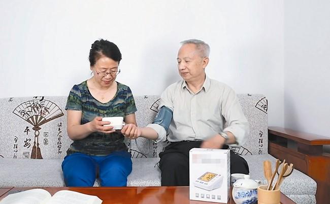 互联网+慢病管理 让老人在家健康也无忧