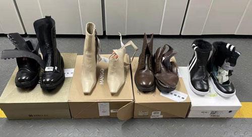 上海抽检7批次皮鞋质量不合格 MANGO等品牌样品易开胶变形
