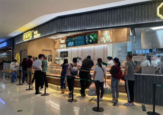 新中式糕点能否获得年轻消费者持续喜爱?